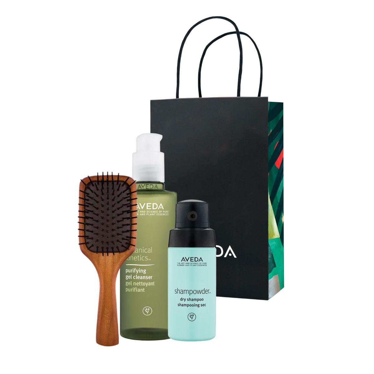 Freshening Set for Hair & Face